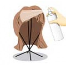Wig drying