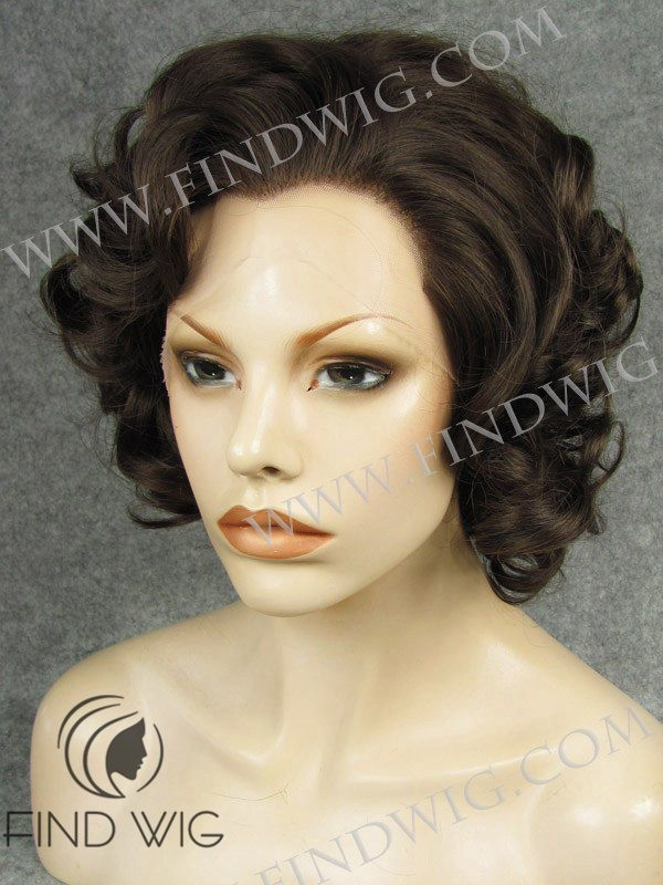 Wig Store Los Angeles Curly Short Wig New Style Wig On