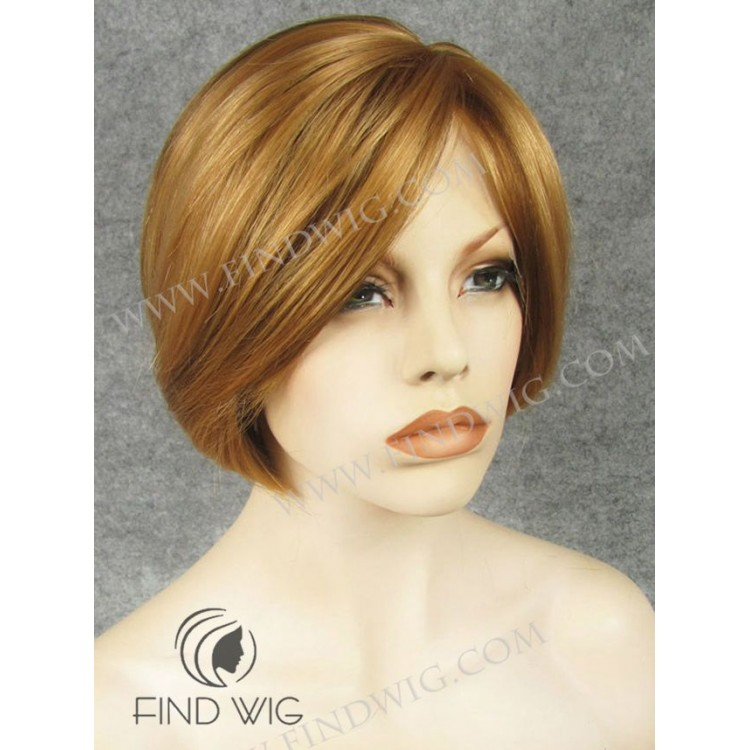 Straight Ginger Red Short Hair Lace Front Wig Buy Wigs